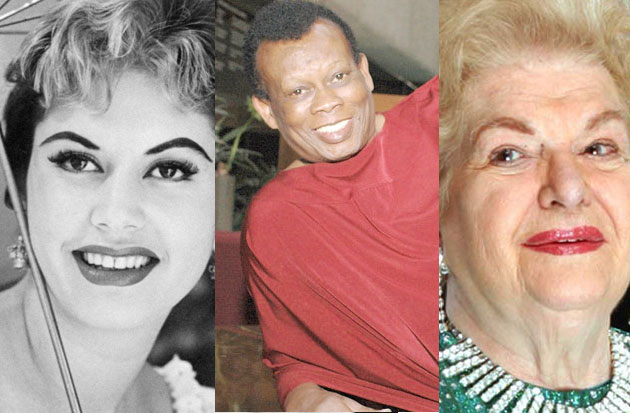 Muertes de artistas mexicanos 2016 personajes famosos que Chismes de famosos argentinos 2016