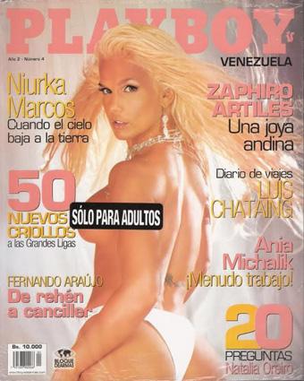 Niurka Se Desnuda Otra Vez Famosos Express