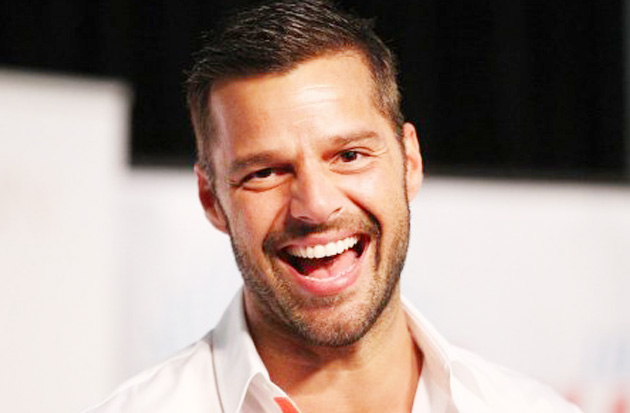 Ricky martin for Chismes mas recientes del espectaculo