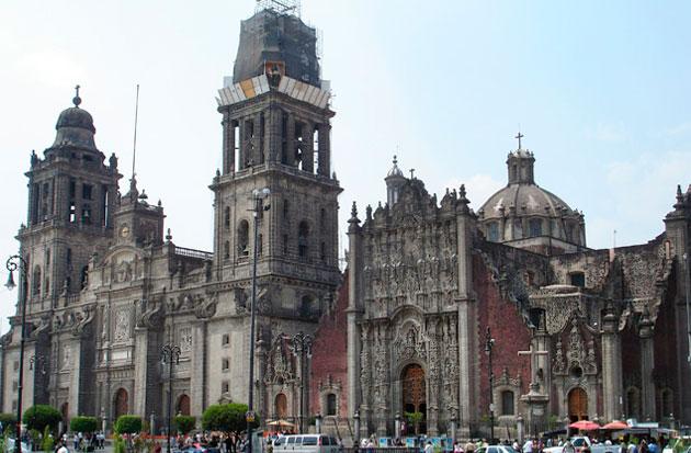 Tours por el centro de la ciudad de m xico famosos express for Chismes del espectaculo en mexico
