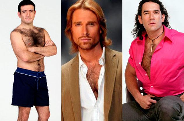 Los hombres de pelo en pecho son m s inteligentes for Espectaculos chismes famosos