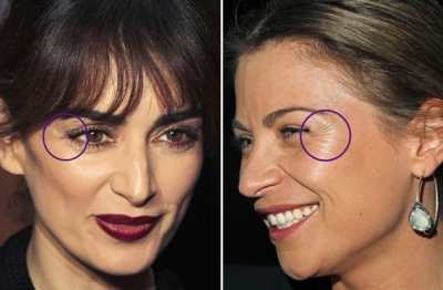 As lucen las famosas sin maquillaje famosos express for Chismes delos famosos 2016
